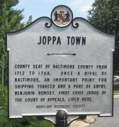 HistoricJoppaSign