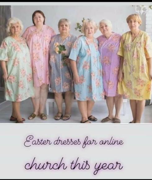 Easter dress 2020