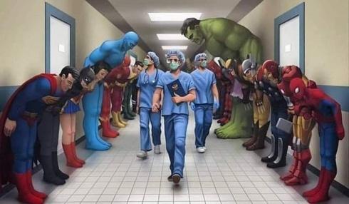 real heros
