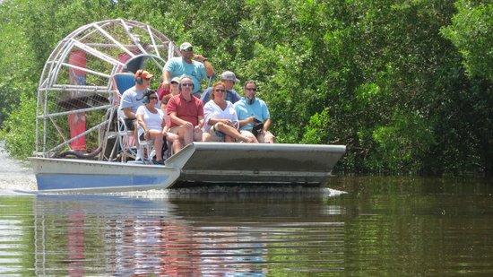 fan boat
